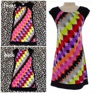 London Times multi-color dress - size 6